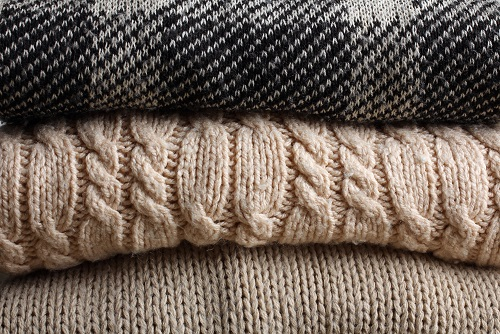 brookfield dry cleaner winter sweaters